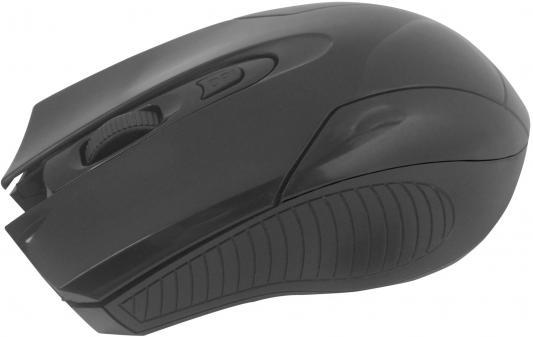 Мышь беспроводная Exegate SR-9020B чёрный USB + радиоканал