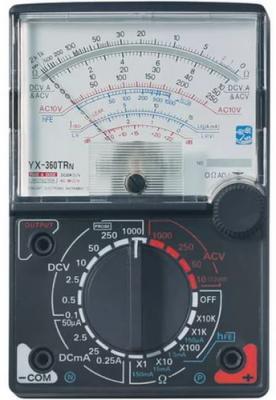 Мультиметр Ресанта YX 360 TRn реле yx cta4100a cta4000a function time relay