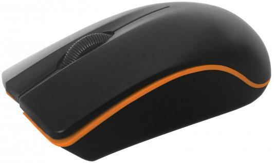 Мышь проводная Exegate SH-9022 чёрный USB