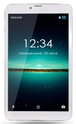 "Планшет GINZZU GT-8005 8"" 8Gb золотистый Wi-Fi Bluetooth 3G Android GT-8005 Silver"