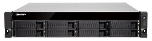 Сетевое хранилище QNAP TS-863U-4G