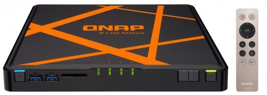 Сетевое хранилище QNAP TBS-453A-8G-960GB