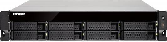 Сетевое хранилище QNAP TS-863U-RP-4G