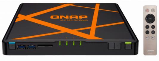 где купить Сетевое хранилище QNAP TBS-453A-8G-480GB по лучшей цене