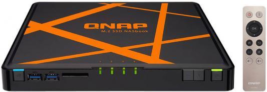 Сетевое хранилище QNAP TBS-453A-4G-480GB
