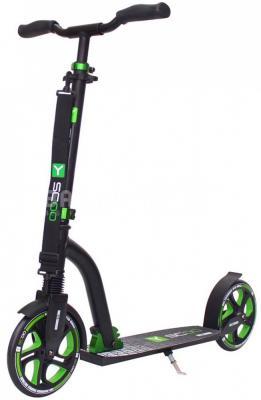 Самокат Y-SCOO Monterey 8.5'' зелено-черный