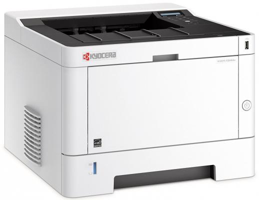 купить Принтер Kyocera P2040Dw ч/б A4 40ppm 1200x1200dpi Ethernet Wi-Fi USB дешево