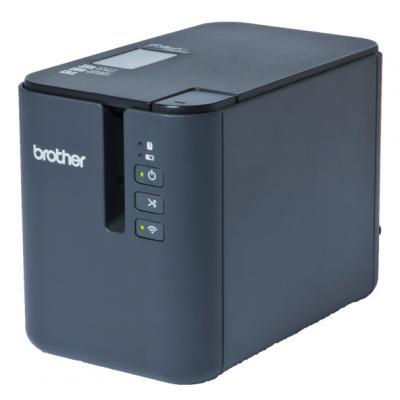Принтер для печати наклеек Brother PT-P900W принтер для печати наклеек brother pt p900w