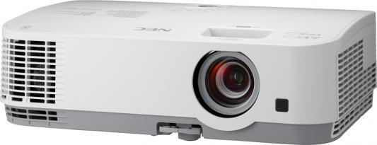 Проектор NEC ME301W 1280x800 3000 люмен 6000:1 белый проектор nec me331w me331w