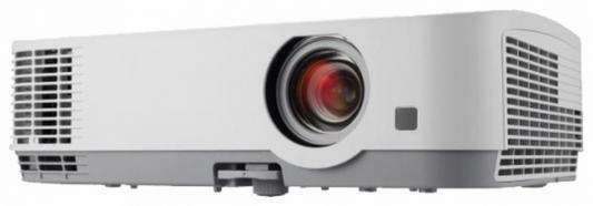 Проектор NEC ME331W 1280x800 3300 люмен 6000:1 белый