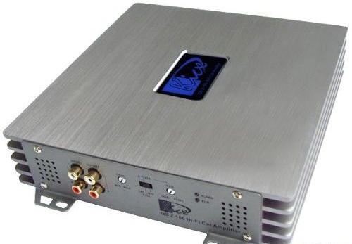 Усилитель звука Kicx QS 2.160M 2-канальный 2x160 Вт kicx qs 2 160