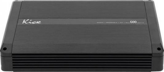 Усилитель звука Kicx AP 2.120AB 2-канальный 2x120 Вт усилитель звука kicx sp 4 80ab 4 канальный 4x80 вт