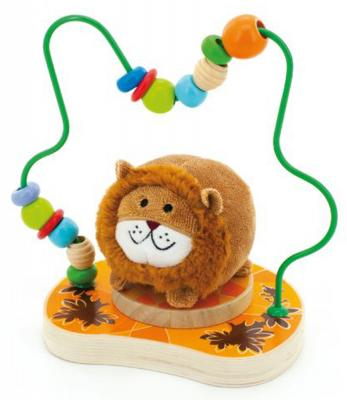 "Деревянный лабиринт МДИ ""Лева"" Д386 деревянные игрушки мир деревянных игрушек лабиринт лева"