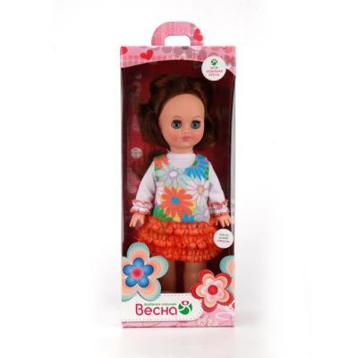 Кукла Весна Элла 9 со звуком В2957/о весна милана 9 со звуком с2205 о