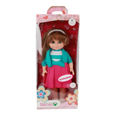 Кукла Весна Анна 4 со звуком В2810/о весна милана 5 со звуком в2203 о