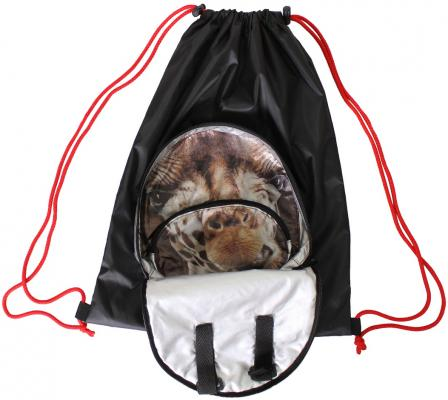 Фото - Сумка-чехол Y-SCOO Bag Жираф черный dtbg spring design men s bag messenger bags high quality waterproof shoulder tablet pc sleeve bag