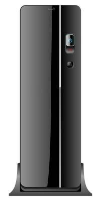 Корпус mini-ITX PowerCool S0501BK Без БП чёрный