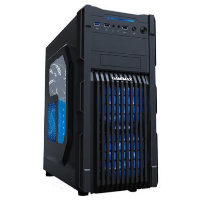 Корпус ATX GameMax GM-ONE Без БП чёрный