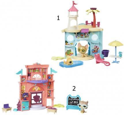Игровой набор Littlest Pet Shop Littlest Pet Shop дисплей для петов