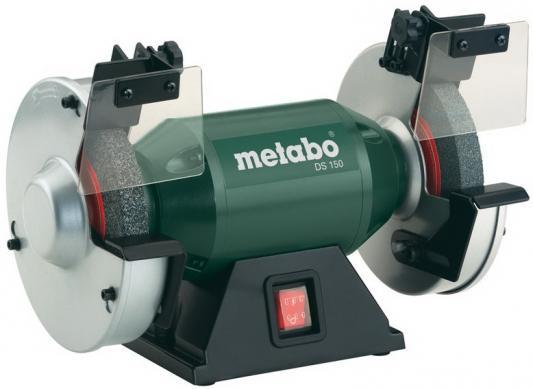 Станок точильный Metabo DS 150 619150000 точило metabo ds 150 619150000