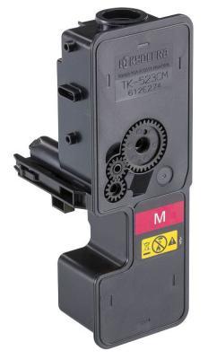 Картридж Kyocera TK-5230M для Kyocera P5021cdn/cdw M5521cdn/cdw пурпурный 2200стр картридж kyocera tk 5230k 1t02r90nl0 для kyocera p5021cdn cdw m5521cdn cdw черный