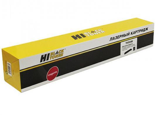 Картридж Hi-Black TK-895M для Kyocera FS-C8025MFP/8020MFP пурпурный 6000стр тарелка хай хэт zultan 14 aja hi hat