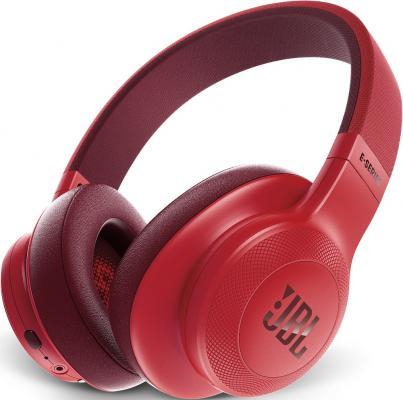 лучшая цена Гарнитура JBL E55BT красный JBLE55BTRED