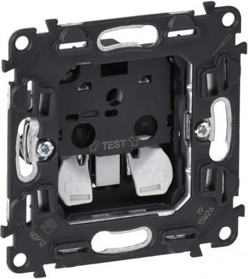 Розетка Legrand Valena Мех In Matic 16A 250V б/з с защитными шторками безвинтовой зажим 753016 repair parts plastic replacement speaker module for ipod touch 4 black