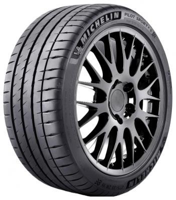 Шина Michelin Pilot Sport 4 S 265/35 ZR20 99Y летняя шина michelin pilot sport cup 2 265 35 r19 98y xl mo1