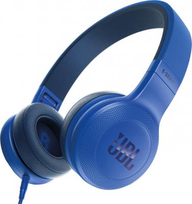 Гарнитура JBL E35 синий JBLE35BLU