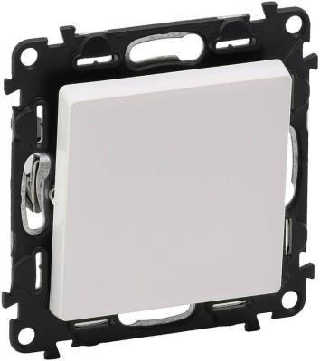 Выключатель одноклавишный Legrand Valena Life 10A 250V белый 752401 выключатель одноклавишный legrand valena life 6a 250v алюминий 752611