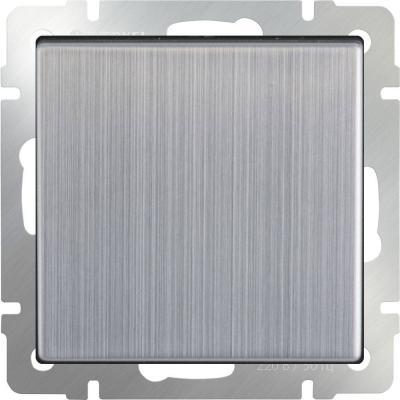 Перекрестный переключатель одноклавишный глянцевый никель WL02-SW-1G-C 4690389084096 перекрестный переключатель одноклавишный глянцевый никель wl02 sw 1g c 4690389084096