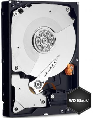Жесткий диск 3.5 6 Tb 7200rpm 128Mb cache Western Digital Black SATAIII WD6002FZWX