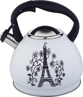 Чайник Bekker Premium BK-S602 белый 3 л нержавеющая сталь