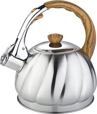 Чайник Bekker Premium BK-S603 серебристый 2 л нержавеющая сталь