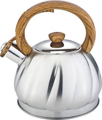 Чайник Bekker Premium BK-S605 серебристый 2 л нержавеющая сталь чайник bekker bk s340 2 5 л нержавеющая сталь серебристый