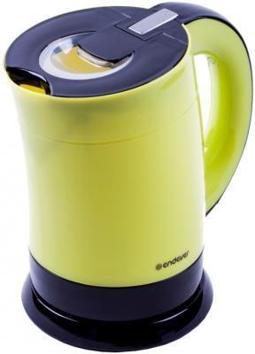 Чайник ENDEVER KR-356 1900 Вт жёлтый чёрный 1 л пластик