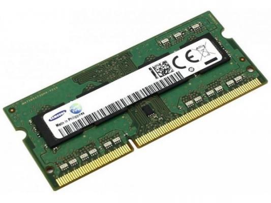 Оперативная память для ноутбука 8Gb (1x8Gb) PC4-19200 2400MHz DDR4 SO-DIMM CL17 Samsung M471A1K43CB1-CRC