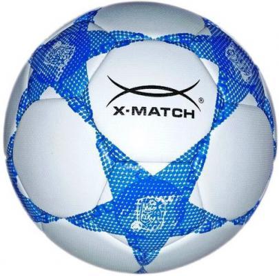 Мяч футбольный X-Match ламинированный PU+EVA, размер 5 56422