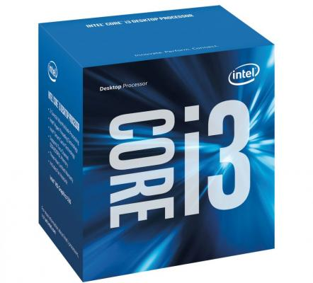 Процессор Intel Core i3-7350K 4.2GHz 4Mb Socket 1151 BOX без кулера