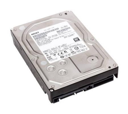 "Жесткий диск 3.5"" 6Tb 7200rpm 128Mb cache HGST SATAIII H3IKNAS600012872SWW 0S04007"