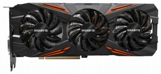 Видеокарта 8192Mb Gigabyte GeForce GTX1070 PCI-E 256bit GDDR5 DVI HDMI DP HDCP GV-N1070G1 ROCK-8GD Retail
