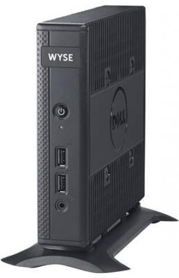 Тонкий клиент DELL Wyse 5010 AMD G-T48Е 2Gb 2Gb AMD Radeon HD 6250 использует системную Без ОС черный 909839-72 настольный компьютер dell wyse 5020 p25 zero client 909569 02l
