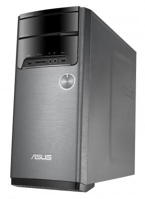 Системный блок ASUS M32CD-RU053T i5-6400 2.7GHz 6Gb 1Tb GTX950-2Gb DVD-RW Win10 клавиатура мышь черный 90PD01J2-M18310