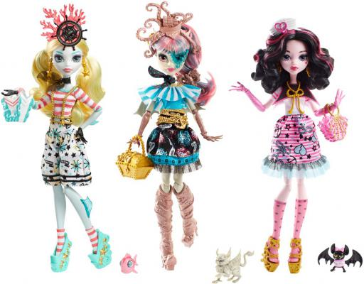 Кукла Monster High из серии Пиратская авантюра в асс-те