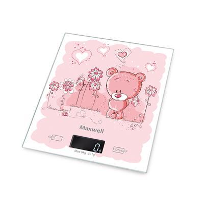 Весы кухонные Maxwell MW-1477(PK) розовый