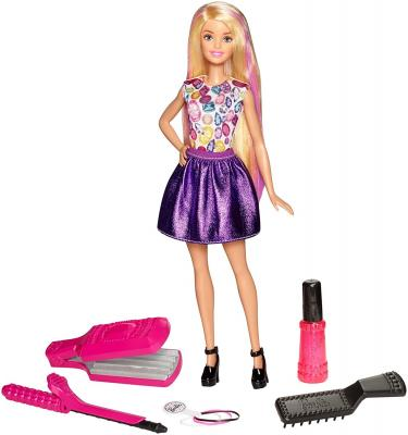 Кукла Mattel Barbie Игра с модой Цветные локоны