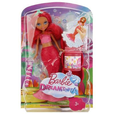 Кукла Mattel Barbie Мини русалочка с волшебными пузырьками в асс-те DVM97