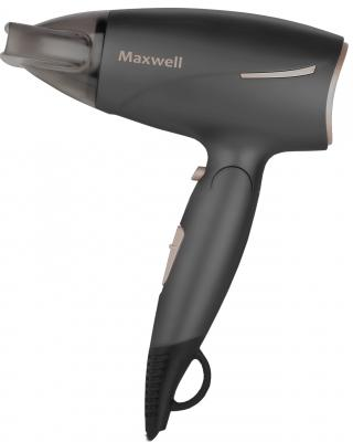 Фен Maxwell MW-2027 GY серый фен maxwell mw 2007