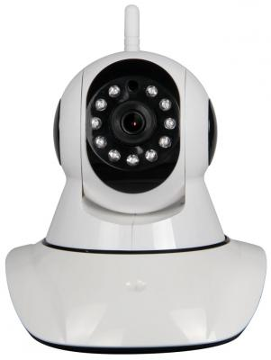 Камера IP Rubetek RV-3403 CMOS 1280 x 720 H.264 RJ-45 LAN Wi-Fi белый